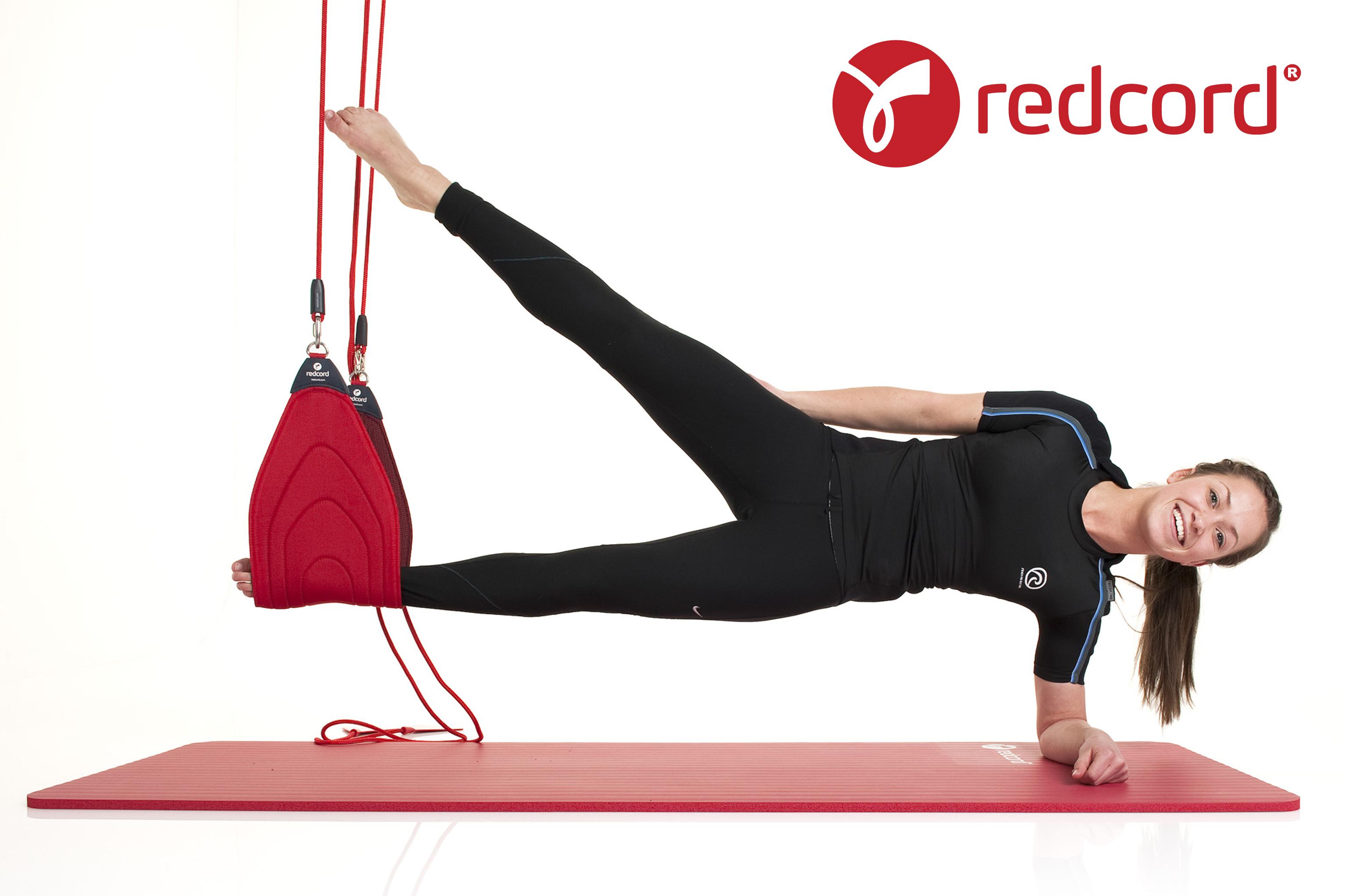 entrenamiento en suspensión Redcord